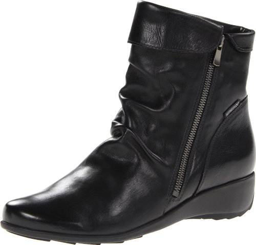 Mephisto Women's Seddy Boot, Black Texas, 10 M US