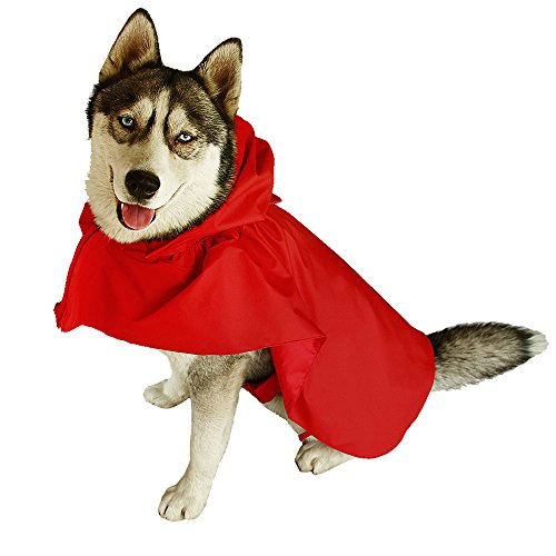Dog Puppy Raincoat - 8