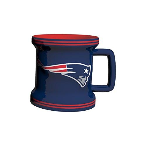 NFL New England Patriots Sculpted Mini Mug, -