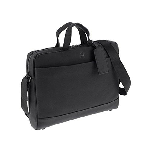 Dunhill(ダンヒル) ブリーフケース ビジネスバッグ シングルブリーフケース トラベラー ブラック L3S180A [並行輸入品]   B01DEXYEHO