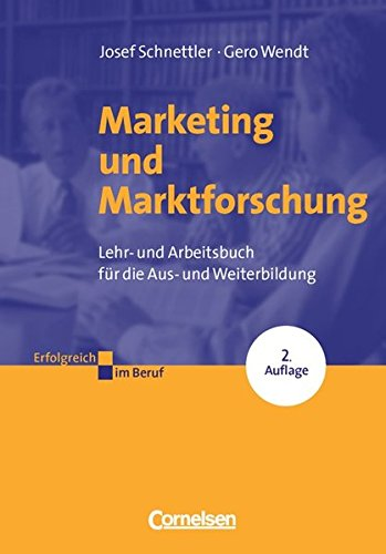Erfolgreich im Beruf: Marketing und Marktforschung