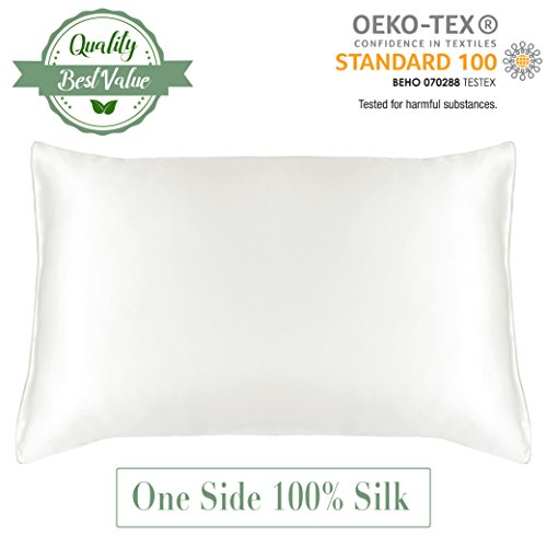 The 8 best silk pillowcase cotton underside