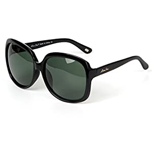 LianSan Women's Oversized Polarized Sunglasses Lsp301