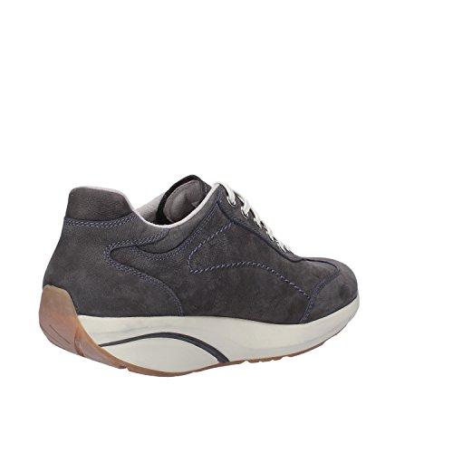 Mujer Nubuck Cuero Gris 37 EU MBT Sneakers w84ApOnq7q