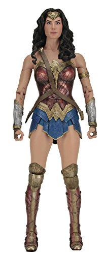 NECA Wonder Woman 1:4 Scale Action Figure