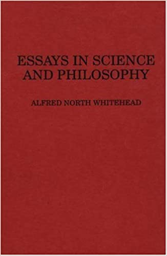 Amazoncom Essays In Science And Philosophy   Essays In Science And Philosophy New Ed Edition