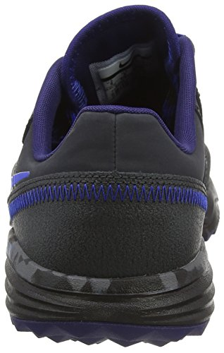 Running Black Hyper Blue 819146 Anthracite Negro 004 Zapatillas NIKE Adulto Trail de Cobalt Loyal Unisex wX6zZvq