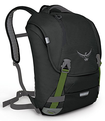 Osprey FlapJack Mens Backpack (Black)