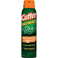 Cutter Backwoods Dry Insect Repellent (Aerosol) (HG-96248) (4 oz)