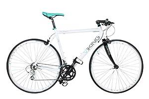 28' Fitnessbike Viking Palermo 3 Rahmengrößen Carbongabel, Rahmengrösse:59 cm