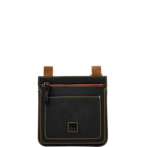 amp; Mallory Bourke Black Florentine Shoulder Black Crossbody Small Dooney Bag dIgOwd