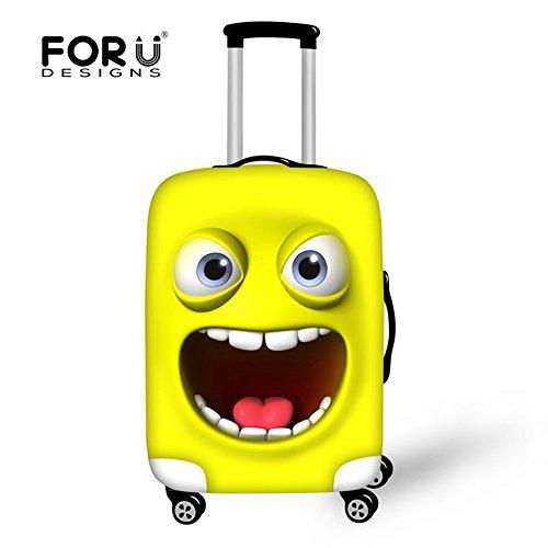for-u-designs-18-22-inch-small-scare-face-emoji-design-soft-luggage-cover-for-school-kids