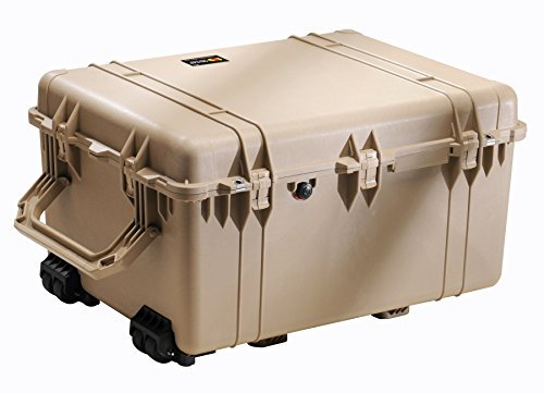 Pelican 1630 Case with Foam for Camera (Desert Tan) [並行輸入品]   B01M258SL9