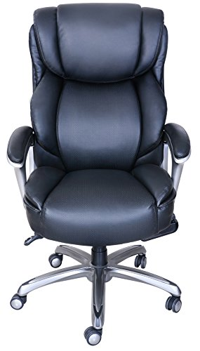 Gentherm Heated and Cooled Executive Office Chair HC321 Home