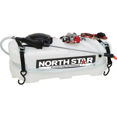 NorthStar ATV Spot Sprayer - 10 Gallon, 1 GPM, 12 (Boomless Atv Sprayer)