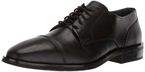 Cole Haan Men's Dawes Grand Cap Toe Oxford, Black WP, 11.5 Medium US by Cole Haan