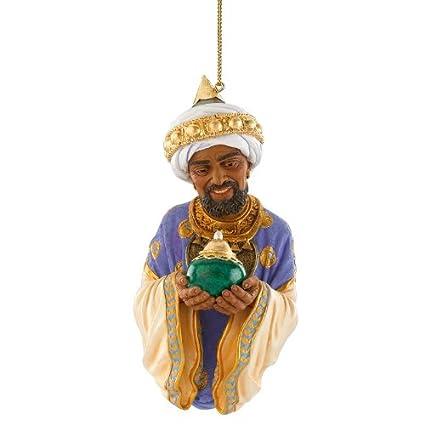 Lenox Thomas Blackshear The Wise Man 2010 Ornament - Amazon.com: Lenox Thomas Blackshear The Wise Man 2010 Ornament