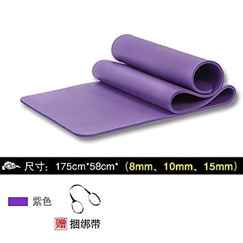 YOOMAT El Yoga Mat para Principiantes, intensificar el ...