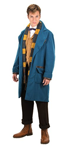 Jazz Era Costumes - Fantastic Beasts and Where to Find Them Newt Scamander Coat by elope