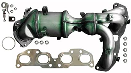 Catalytic Converter for 2009 Nissan Altima 2 5 - Not For California  Emission Vehicles
