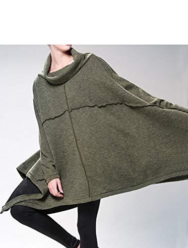 grün Maglione Matchlife Felpa Donna Style3 IOIgw7qyxd