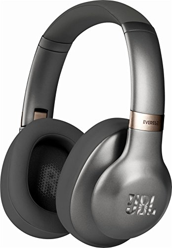 JBL Everest-710 Everest 710 Over-Ear Wireless Bluetooth Headphones (Gun Metal), Gunmetal