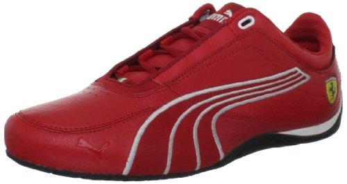 Puma Drift Cat 4 SF Carbon Sneaker,Rosa Corsa-SilveriWhite,12 D US ()
