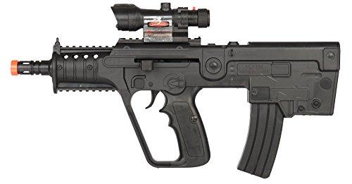 UKARMS Mini Bullpup Spring Airsoft Rifle Gun FPS 120