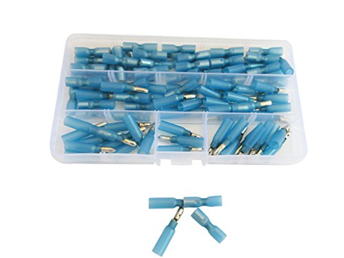 Buy male female connectors bullet