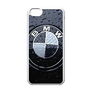 BMW iPhone 5c Cell Phone Case White GF7239039