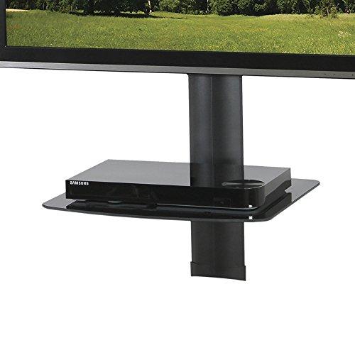 Kanto AVS1 AV Component Wall Shelf - Single