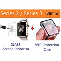 Apple Watch Case Series 2 and Series 3 38mm, Ezone...