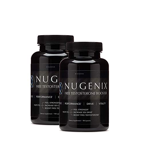 (Nugenix Testosterone Booster - Twin Pack)