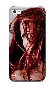 Brenda Baldwin Burton's Shop New Black Rock Shooter Protective Ipod Touch 4 Classic Hardshell Case 8128569K73541691
