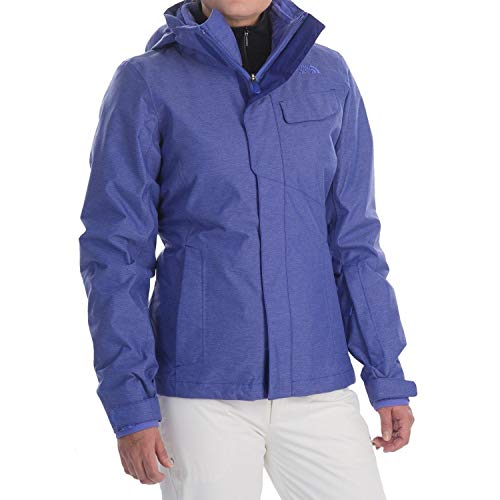 The North Face Women's Helata Triclimate Jacket, Lapis Blue SM