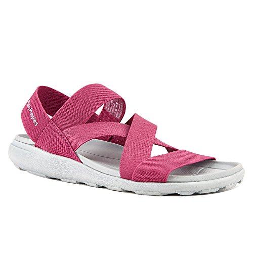 Fashion Women Elastic Multicolour Hush Labsky SANGRIA Sandals Puppies w4UIx1