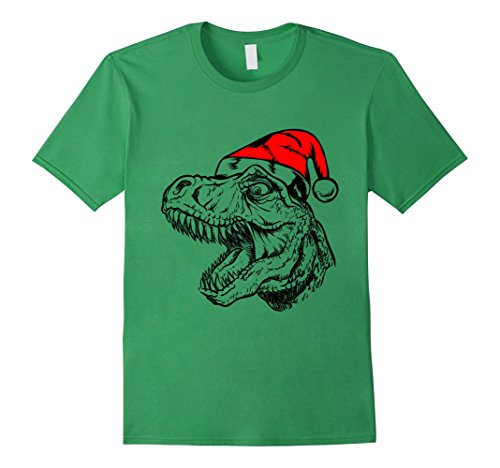 Men's (T-rex Costume Santa)