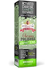 My Magic Mud Activated Charcoal Toothpaste Wintergreen 4 Oz