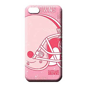 diy zhengiphone 5/5s Collectibles Retail Packaging pattern phone case skin cleveland browns nfl football