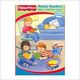 aab8e6f26ae9 Fisher Price Ready Reader Bind Up - Stage 1 - Preschool to Grade 1  Modern  Publishing  9780766608238  Books - Amazon.ca