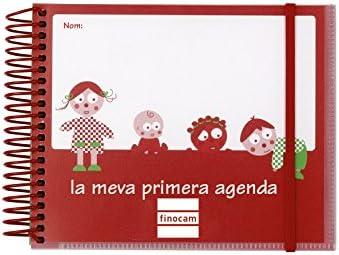 Finocam 153923 - Agenda escolar, no fechada
