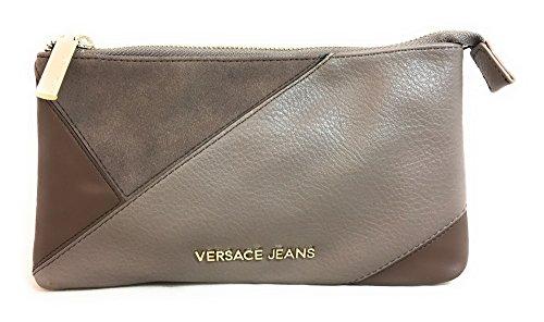 versace jeans borsa a mano E3VQBPK3LEGNO 23x2x13
