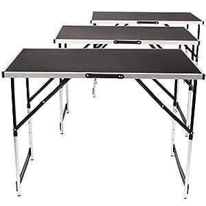 oramics 115706 kompakt klapptisch super arbeitstische zum tapezieren perfekt geeignet. Black Bedroom Furniture Sets. Home Design Ideas