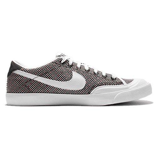 Nike Herren 867117-001 Turnschuhe, Black (Schwarz / Weiß-Schwarz-Aktions-Netzwerk), 42 EU