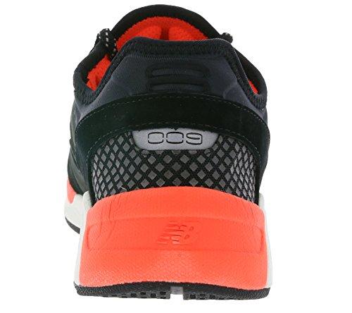 New Balance 009 Sneaker Homme Noir ML009HV, Size:41.5
