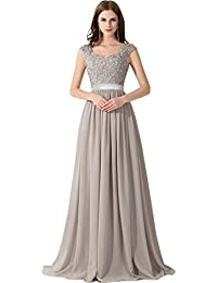 Amazon.com: Grey - Formal / Dresses: Clothing, Shoes & Jewelry