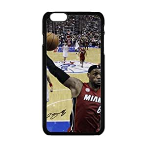 Cool Painting Basketball player Cell Phone Case for Iphone 6 Plus