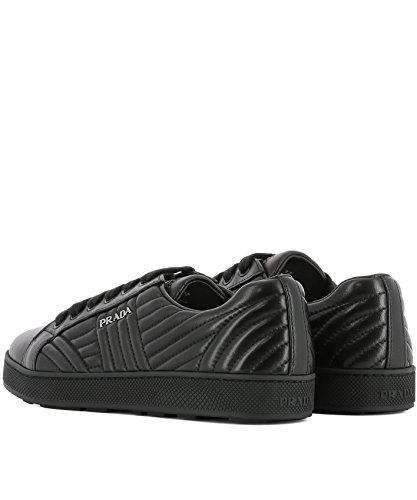 Sneakers Prada Femme 1e344if00577ff0002 Cuir Noir
