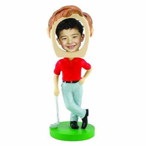 Neil Enterprises, Inc Golf Photo Bobble Head