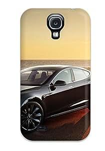 MxpAmcC2638BTNsH Annie L Kurtz Tesla Model S 25 Durable Galaxy S4 Tpu Flexible Soft Case